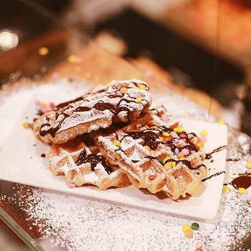 wafel-poedersuiker-chocolade-metropolitan